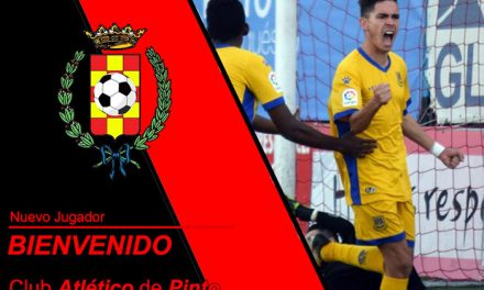 Josito se incorpora a la primera plantilla del Atlético de Pinto