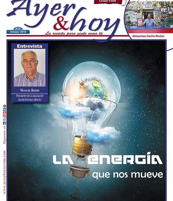Ayer & hoy – Getafe-Pinto – Revista Octubre 2018