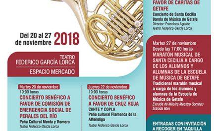 Música solidaria en el Teatro Federico García Lorca