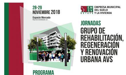 La EMSV organiza unas jornadas sobre regeneración urbana y la rehabilitación