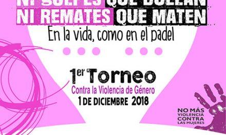 I Torneo contra la Violencia de Género en Pintopadel