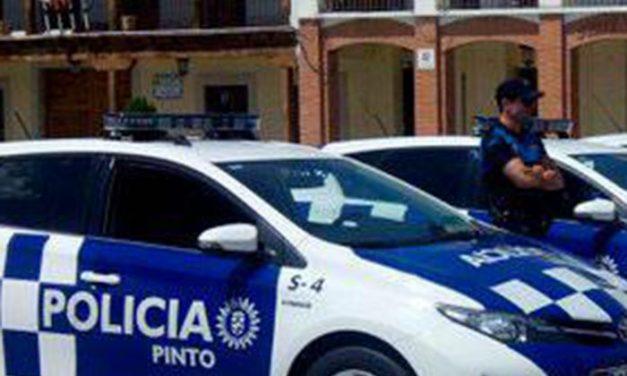 La Policía Local de Pinto realizó un total de 1.438 intervenciones en el mes de octubre
