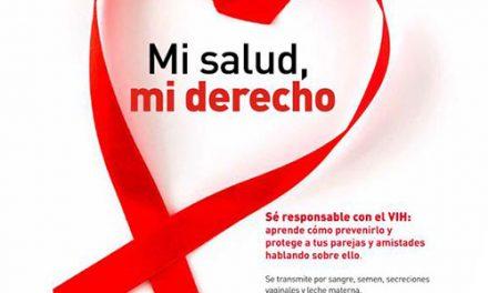 El Ayuntamiento se viste de rojo con motivo del Día Mundial contra el Sida