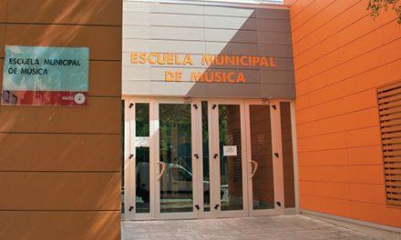 Pinto, en la reivindicación de una mejor financiación para las Escuelas de Música