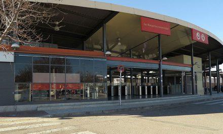La alcaldesa propone a RENFE actuaciones para mejorar los apeaderos de las estaciones de Las Margaritas y Sector III