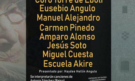 Gran Gala Solidaria con el Coro Torre de Éboli