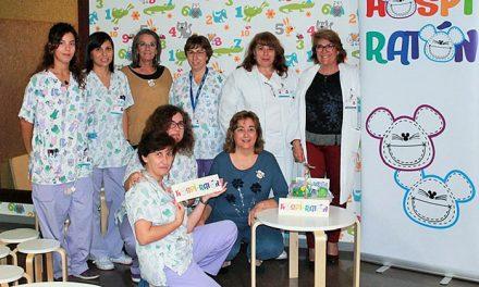 Los niños ingresados en el Hospital Universitario de Getafe recibirán la visita del Ratoncito Pérez
