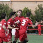 """El Atlético de Pinto rompe """"O Meigallo"""" pero empata en el Amelia (1-1)"""