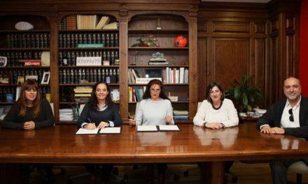 El Ayuntamiento de Getafe y la Asociación Líbere Educación y Desarrollo firman un acuerdo para empezar a dinamizar el Espacio Agroplaza