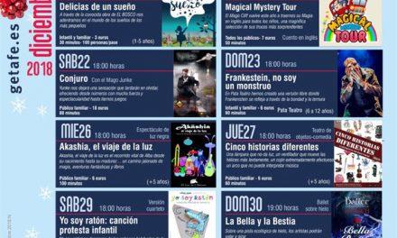 El público infantil y familiar protagonista del fin de semana cultura con los 'Cuentos de Navidad'