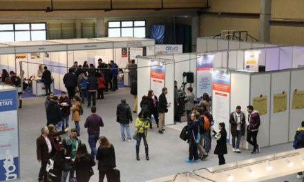 La Feria de Empleo y Emprendimiento confirma la creciente tendencia de incorporación al mundo laboral en Getafe