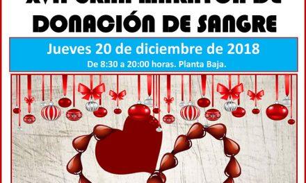 XVII Maratón de Donación de Sangre del Hospital Universitario de Getafe