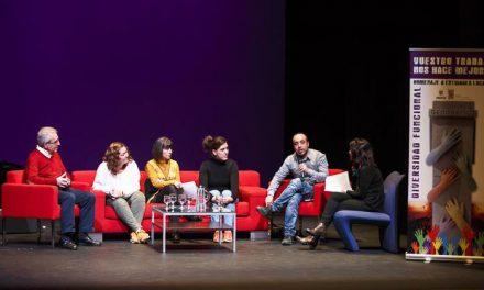 Homenaje del Ayuntamiento de Pinto a las asociaciones que atienden a personas con diversidad funcional