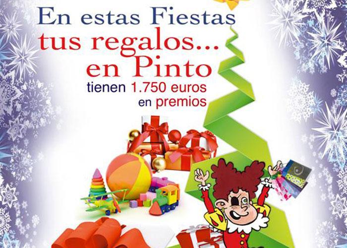 Bases del sorteo de la Campaña Comercial de Navidad en Pinto