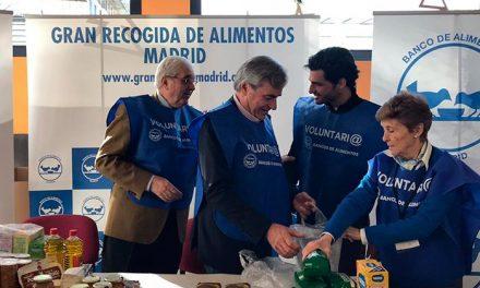 Pinto colabora con más de 14.500 kilos de solidaridad para La Gran Recogida