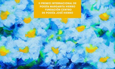 Marta López Vilar gana el II Premio Internacional de Poesía Margarita Hierro / Fundación Centro de Poesía José Hierro