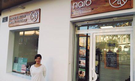 Naib llega a Getafe con la mejor cosmética ecológica y natural