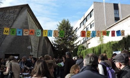 Ayudafortaleza celebra la Navidad con un mercadillo solidario en Madrid
