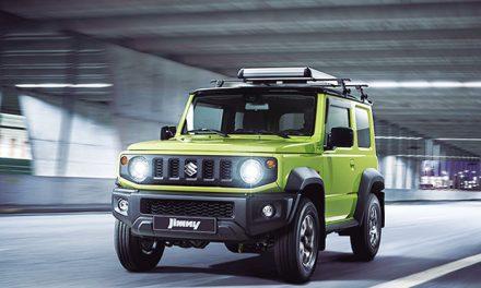 Cuarta generación de Suzuki Jimny