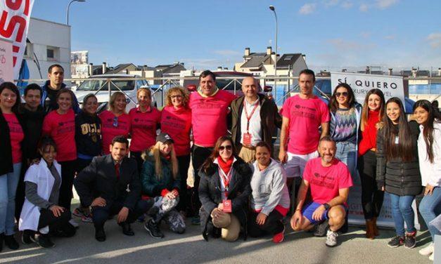 Más de 250 personas participan en el I Torneo de Pádel Contra la Violencia de Género en Pintopadel