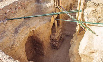 Yacimiento arqueológico de San Babilés en Boadilla del Monte