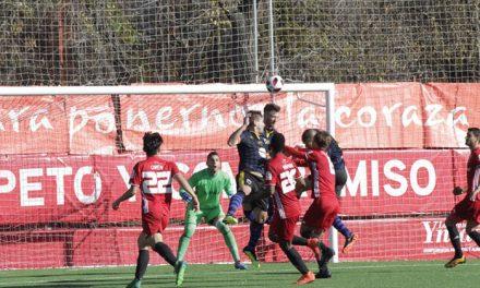 El Atlético de Pinto ha puesto punto final a más de 6 meses sin ganar en casa