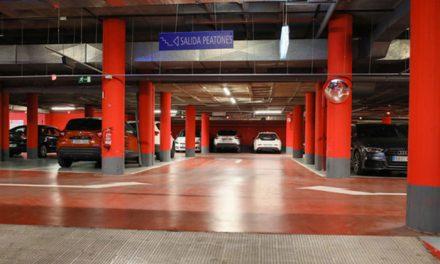 GISA pone a disposición de los pequeños comercios descuentos para sus clientes en el parking del Ayuntamiento