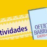 Nuevas preinscripciones para actividades en los barrios a partir del día 24 de enero