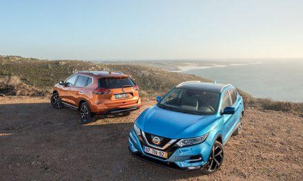 Tres récords absolutos de matriculaciones para Nissan en 2018: Nissan Qashqai, Nissan X-Trail y Nissan LEAF marcan nuevos hitos históricos en el mercado español