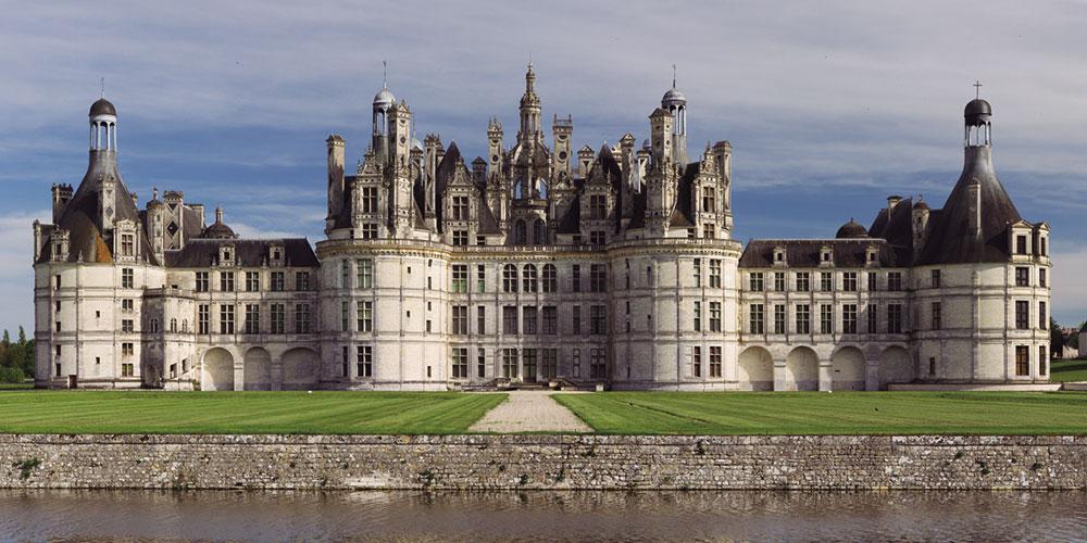 Los castillos del Loira