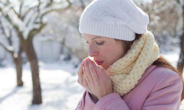 Consejos y recomendaciones ante el frío