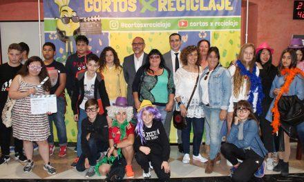 Tres Institutos de Educación Secundaria de Getafe podrán participar en la II edición 'Cortos por el Reciclaje'