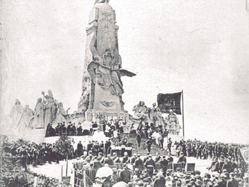 Centenario del monumento al Sagrado Corazón de Jesús