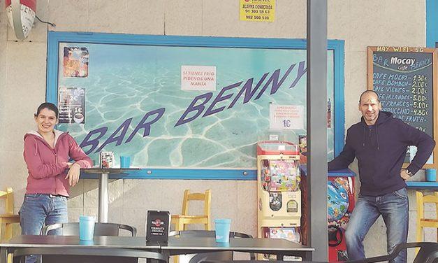 Bar Benny (Getafe)