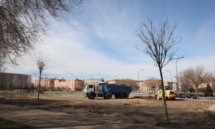 El Ayuntamiento de Getafe ha comenzado las obras del nuevo recinto ferial de El Bercial