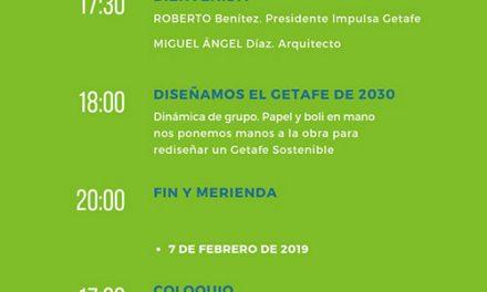 Impulsa Getafe organiza la jornada Impulsando Urbanismo Sostenible