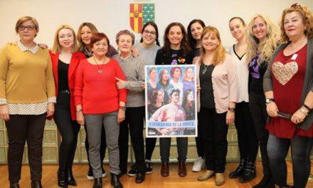 Getafe presenta su campaña 'Ármate mujer ' para celebrar el 8 de marzo