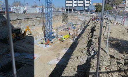 La EMSV reanuda las obras de viviendas en una de las parcelas de El Rosón tras el informe positivo de la Comunidad de Madrid