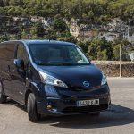 La furgoneta eléctrica Nissan e-NV200 bate su récord de matriculaciones en el mercado español