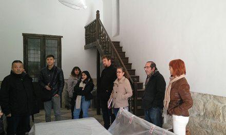 Primera visita al interior de la Torre de Éboli de Pinto