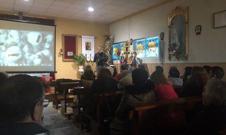 Primera conferencia del cincuentenario de la Hermandad de Jesús Nazareno de Pinto