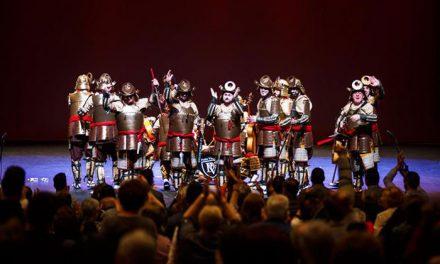 Comienza el Carnaval en Pinto