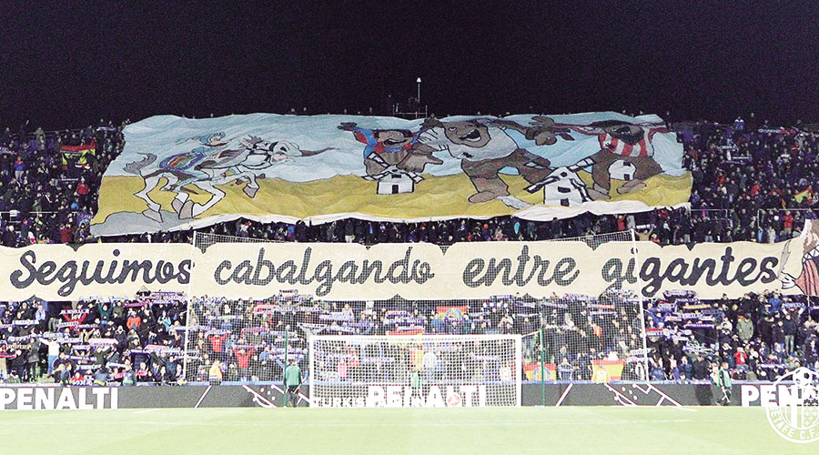 Impecable factura de invierno del Getafe en Liga y Copa