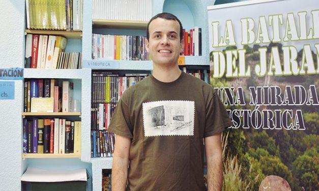 Miguel Ángel García, portavoz de la Asociación Tajar