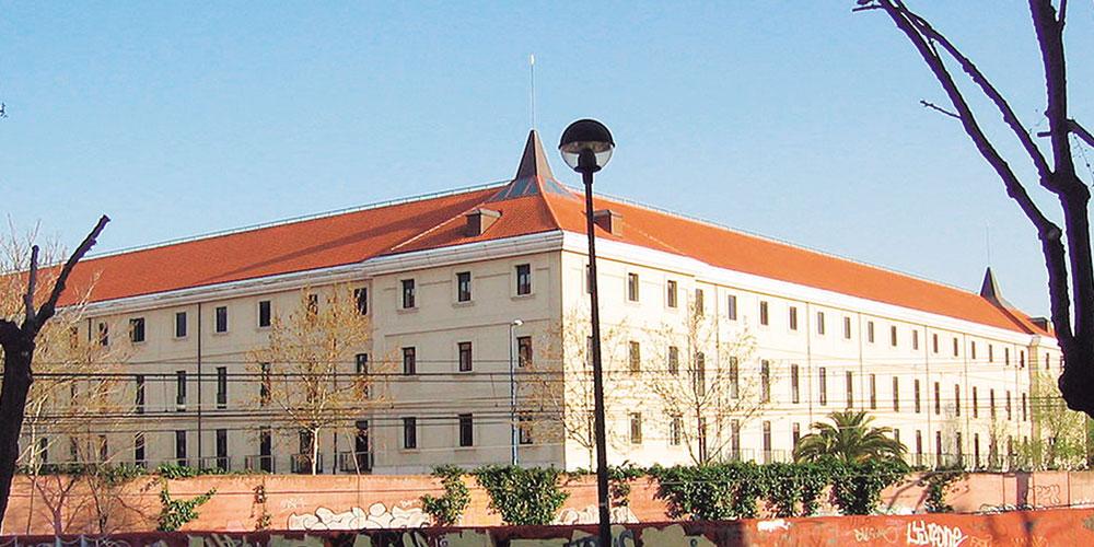 Cuartel de las Reales Guardias Walonas, Leganés