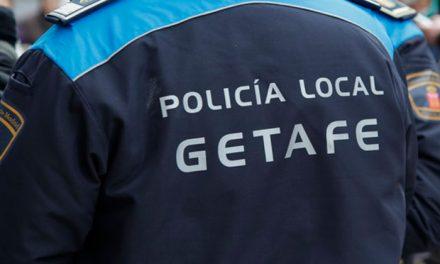 Una denuncia anónima en redes sociales permite identificar a un menor conduciendo un vehículo en Getafe