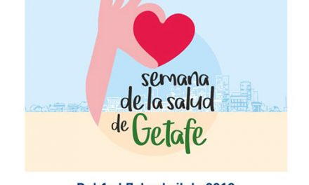 Getafe celebra la 'Semana de la Salud' del 1 al 7 de abril