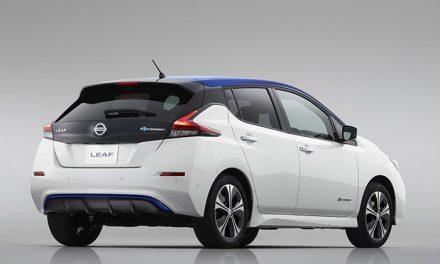 Nissan anuncia que este año triplicará las ventas del LEAF en España