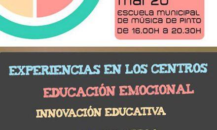 Innovación y participación en las Jornadas Educativas de Pinto