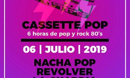 Cultura Inquieta cerrará su X edición con 'Cassette Pop'